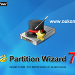 Win7分区合并工具Partition Wizard Home Edition