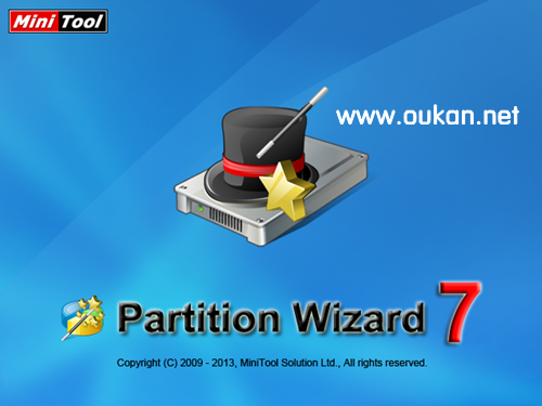 win7分区软件minitool-Partition-Wizard